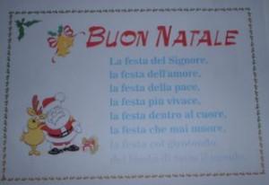 La poesia di Natale