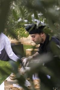 Traiteur Toc Toque, Toast de foie gras, Mariage au Domaine de Villary, Nîmes