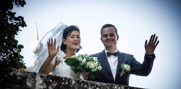Mariage de Kyoko & Mathias