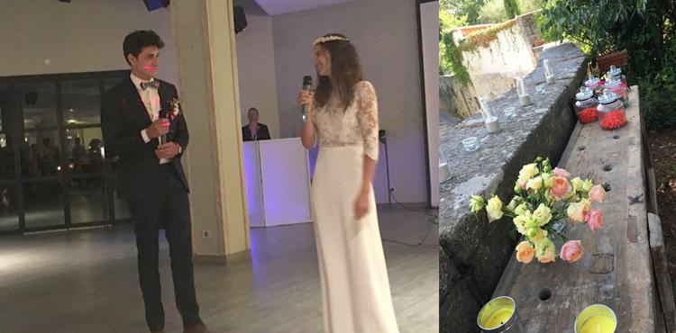Mariage de Zeineb et Adrien