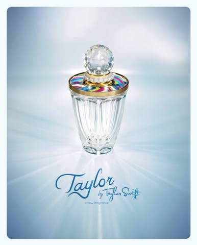 Taylor by Taylor Swift bottle ad image hi res