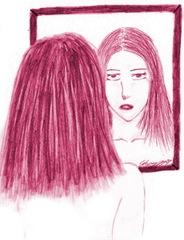 ¿Te maltratas frente al espejo?