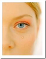 Lágrima de mujer