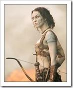Mujer guerrera
