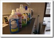 Productos de limpieza... limpian pero contaminan.
