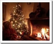 Navidad en el hogar