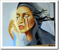 Lágrimas de mujer.