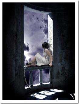 Prisionera de sí misma