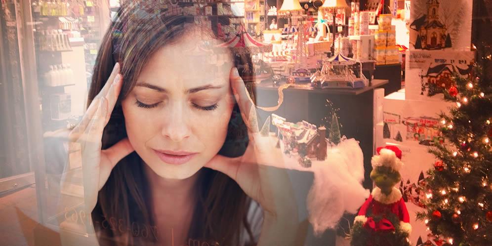 15 formas de evitar el estrés navideño