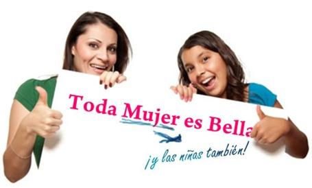 Toda Mujer es Bella - ¡y las niñas también!