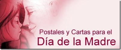Postales y cartas para el día de la madre