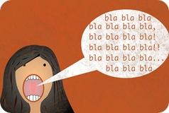 Hablar no es lo mismo que dialogar