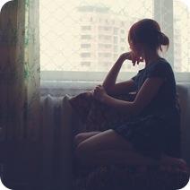 Tú elijes estar triste o vivir con alegría
