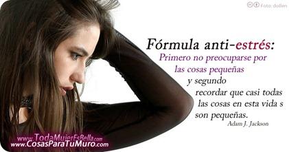 Fórmula anti-estrés