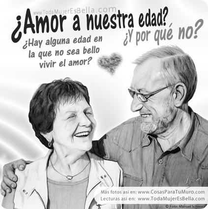 ¿Amor a nuestra edad?