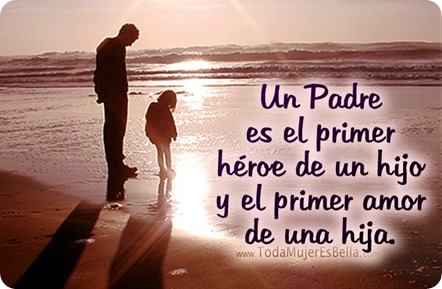 Padre, héroe y amor