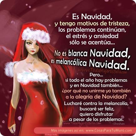 Melancólica Navidad