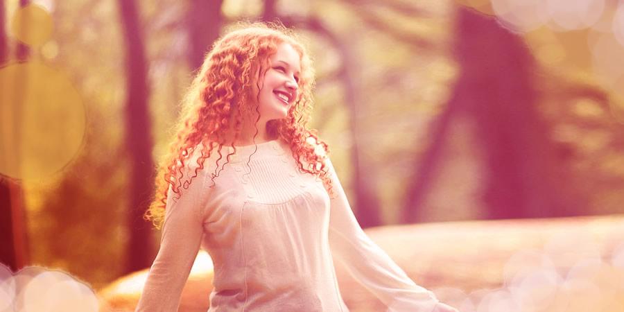 Sonríele a la vida, vive el presente al máximo