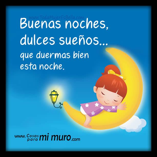 buenas noches dulces suenos