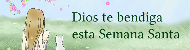 Saludo por Semana Santa