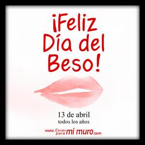 ¡Feliz Día Internacional del Beso!