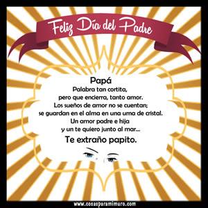 Papito amado