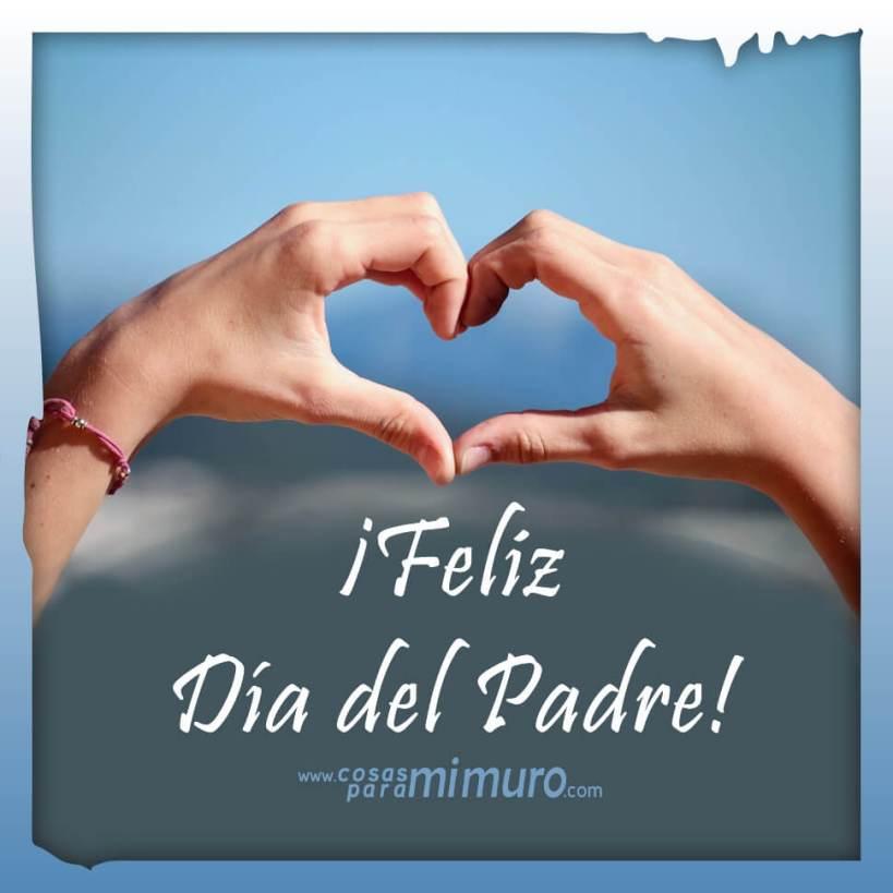 Imagen para desearle un feliz Día del Padre a papá