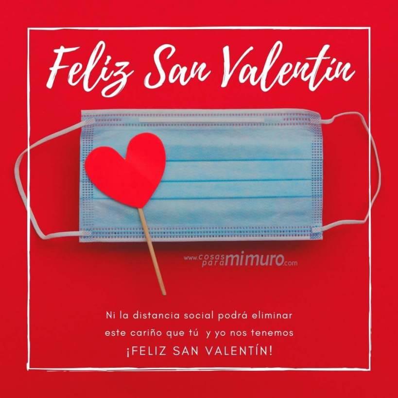 San Valentín en tiempo de Distancia Social