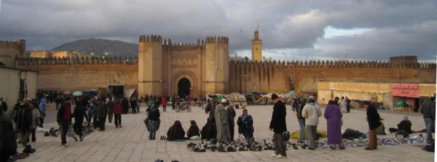 Murallas de Fez