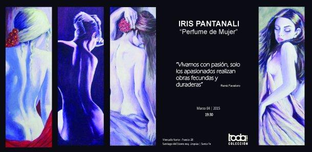 FACE  Iris Pantanali