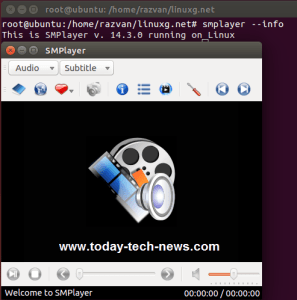 SM media player for Linux