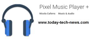 Pixel Music Player