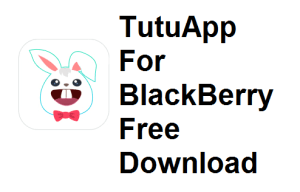 tutuapp for blackberry