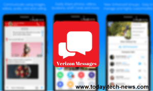 Verizon Messages Message App