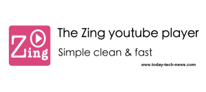 Zing YouTube player