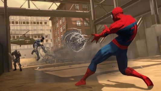 spiderman game for pc