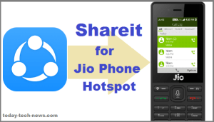 shareit for jio phone