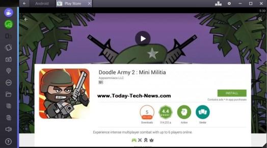 mini militia for pc download