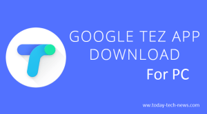 Google Tez App For pc