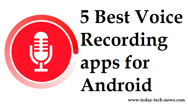 best voice recorder app