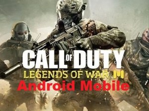 call of duty legends