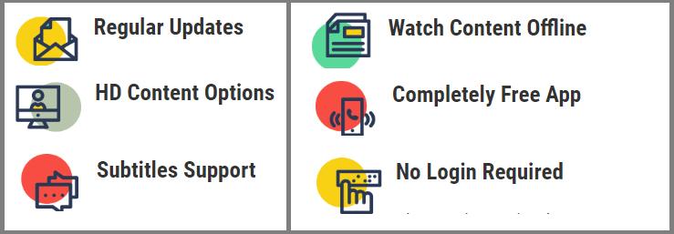 cinehub pc features