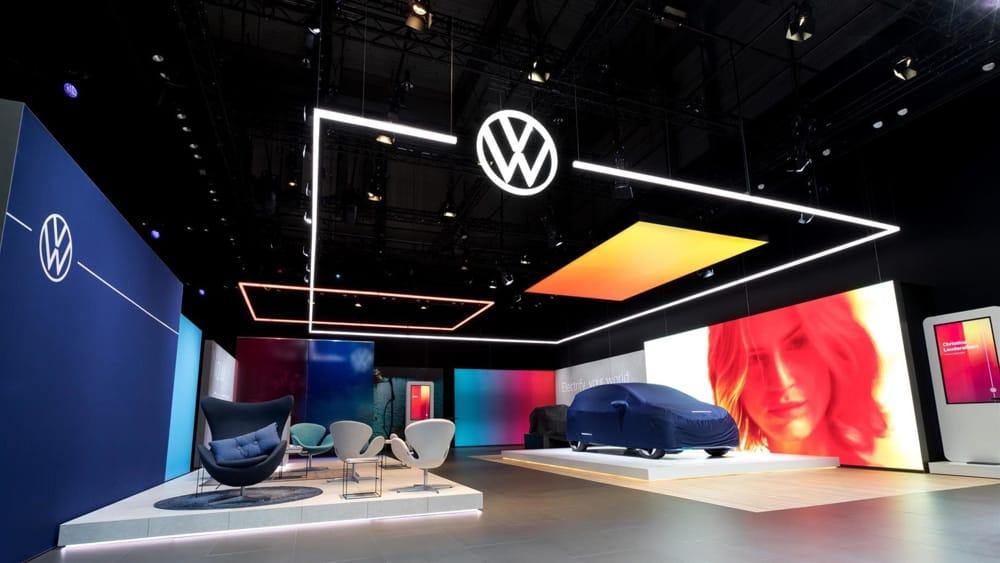 New Volkswagen Svelati Il Nuovo Logo E La Nuova Brand