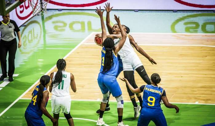 Defending Champions Nigeria's D'Tigress have qualified for the semi-finals of ongoing Women's Afrobasket tournament in Dakar, Senegal. 9