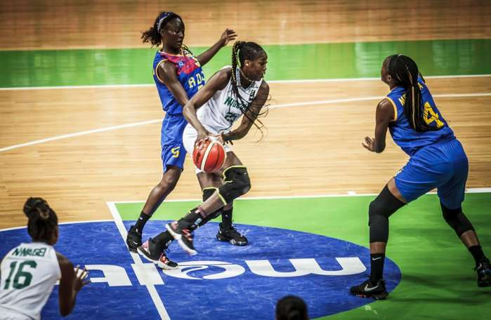 Defending Champions Nigeria's D'Tigress have qualified for the semi-finals of ongoing Women's Afrobasket tournament in Dakar, Senegal. 19