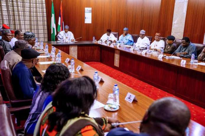 President Muhammadu Buhari Tuesday in Abuja said the Federal Government is ready to engage more qualified teachers to increase the teacher-to-pupil ratio in the country. 3