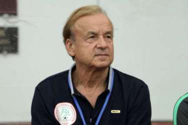 Gernot Rohr: It will take a miracle for Nigeria to win FIFA World Cup