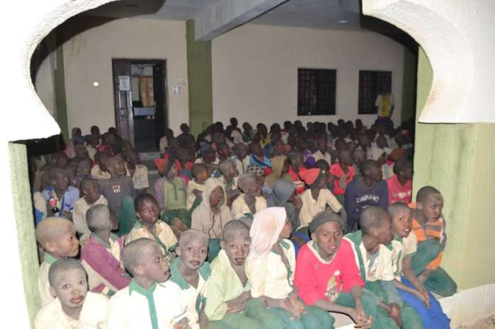1. The Defence Headquarters has claimed that troops rescued the over 300 students of Government Science Secondary School, Kankara, Katsina, abducted by bandits on December 11.