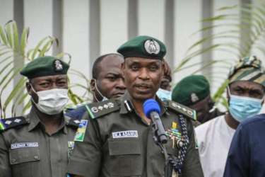 Nigeria police chief directs hospitals to save lives first before asking for police report