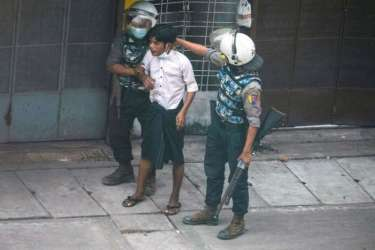 Myanmar security forces kill eight as Indonesia calls for end to violence